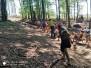 Cestou necestou tábor - koloběžkový biatlon, sprint a sjezd