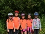 Cyklo tábor - úterý, Lázně Kostelec, minigolf