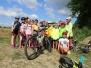 Cyklo tábor -  pondělí, Bikepark Zádveřice