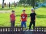 Školní družina - Ahoj ze zahrady